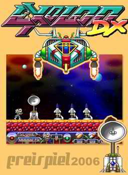 Exolon DX das Kult- Ballerspiel vom Amiga C64 und Atari