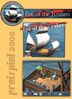 Eye of the Kraken przygod�wka