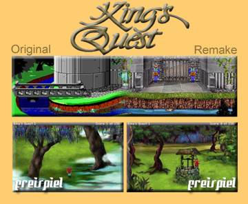 Kings Quest 1 Remake