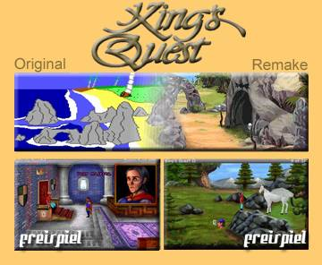 Kings Quest 2 Remake
