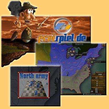 North and South als PC-Umsetzung und das als Freeware!!!